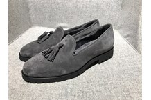 Loafer grau